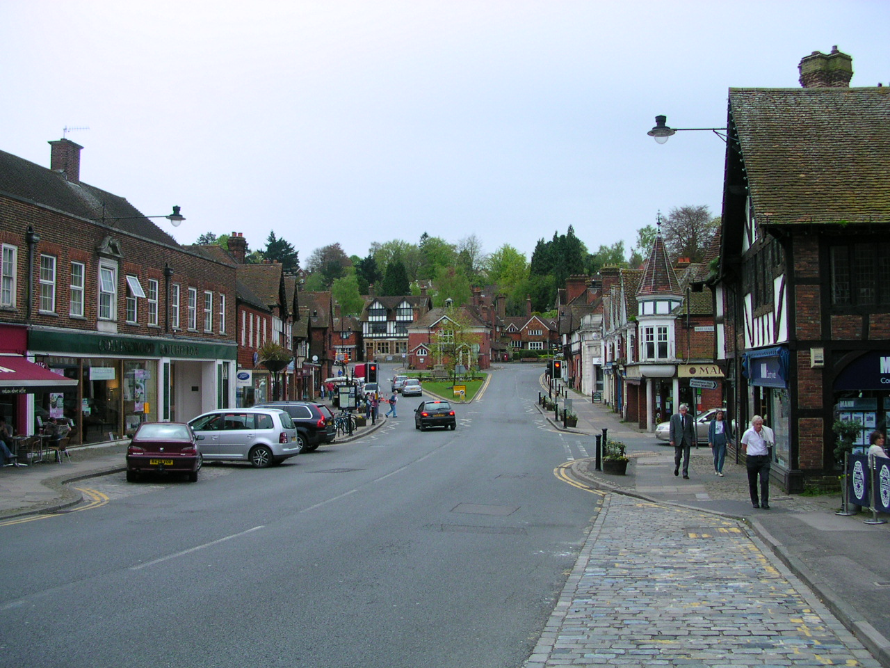 Haslemere High Street, Surrey (Source: Wikipedia)